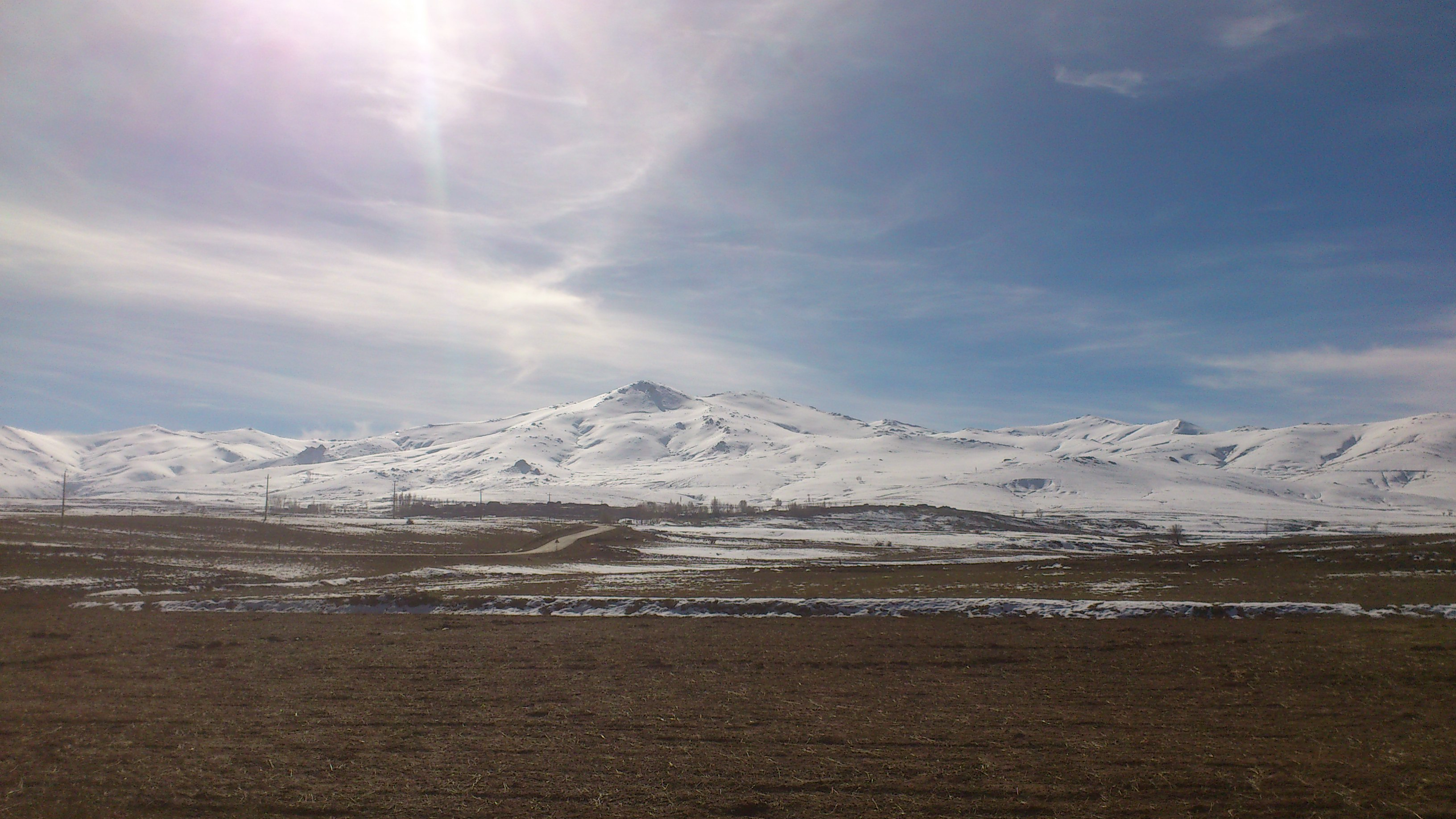 عکس روستای قره داش
